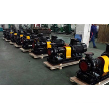 Horizontal Electrical Petrochemical Process Centrifugal Pump